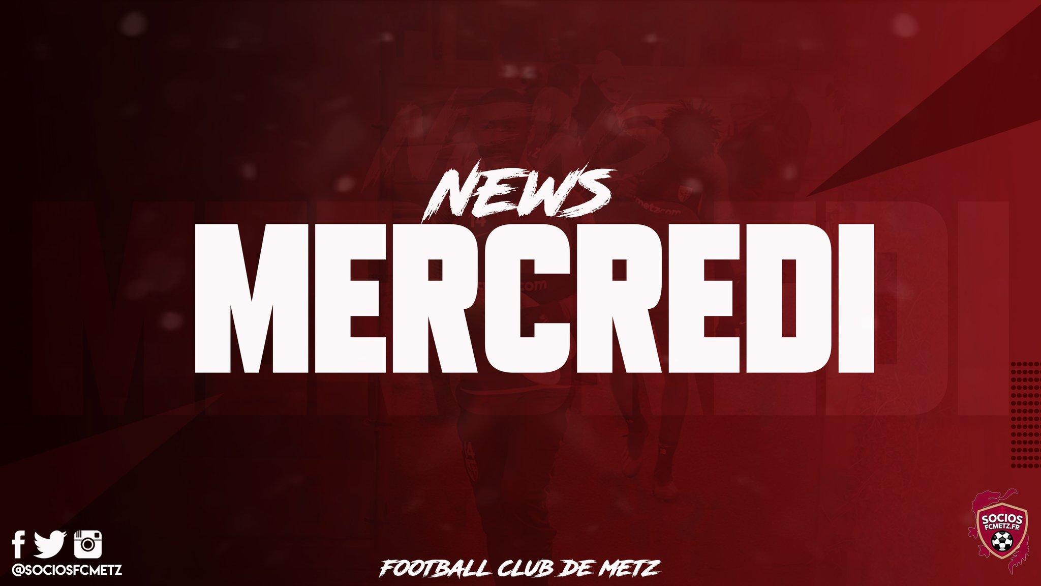 news mercredi